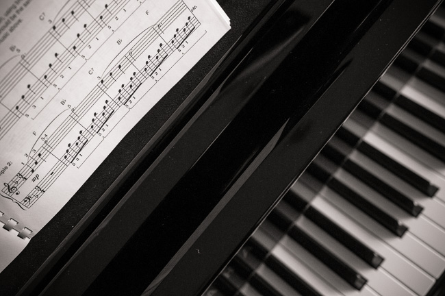 piano keys and music notes www.dianeschuller.com